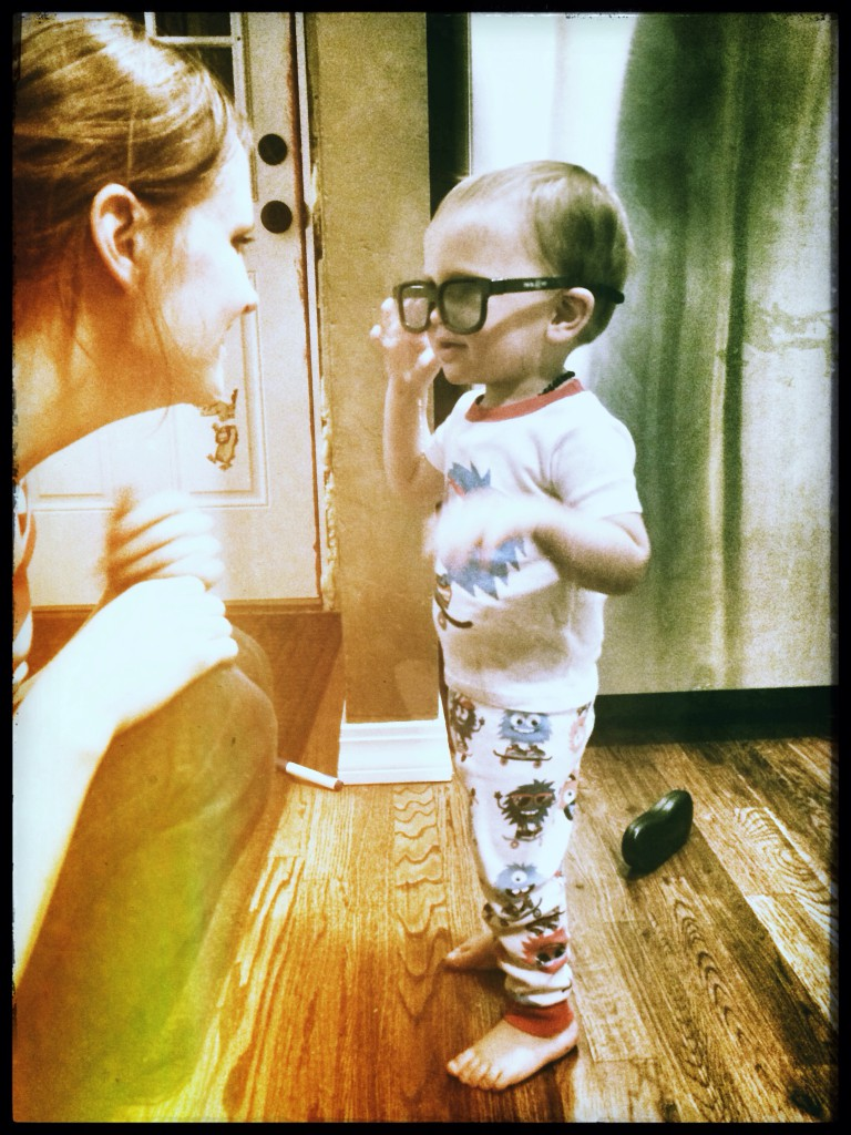 Hipster Baby Felix